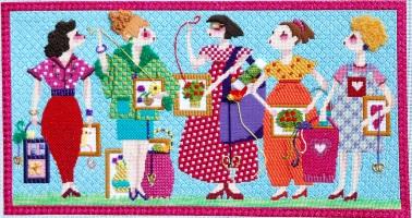 Stitching Club Complete
